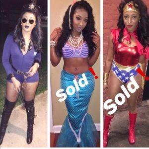 Halloween Costumes!
